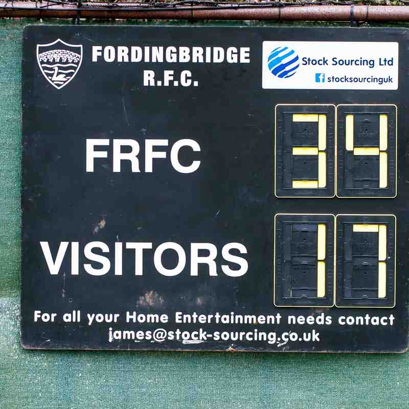 FRFC II v N Dorset RFC III 31 March 2018