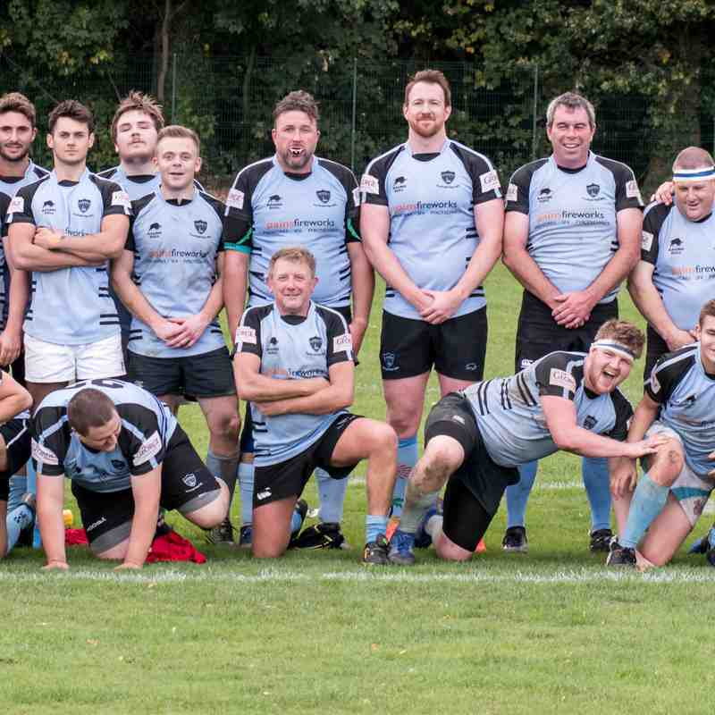 FRFC II @ Romsey RFC II 13 October 2018