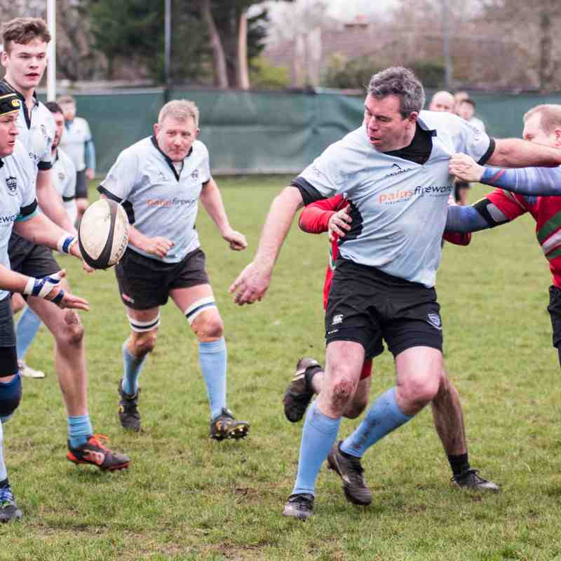 FRFC II v Petersfield III 5 January 2019