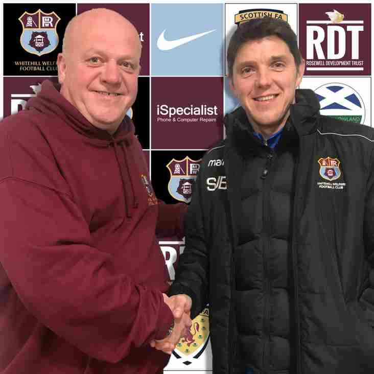 Ian Little Confirmed As Manager
