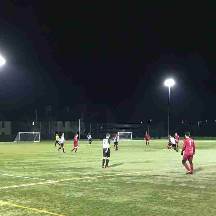 Friendly win over Ormiston