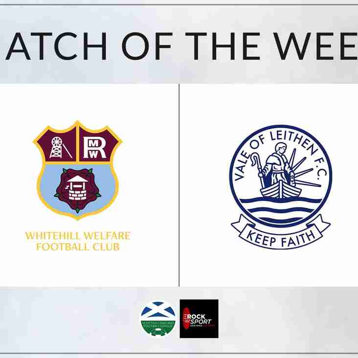 RockSport Match Of The Week