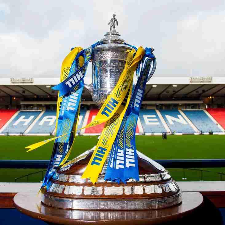 Scottish Cup Preliminary Round Draws