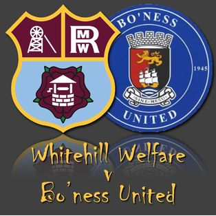 Whitehill Welfare 2 Bo'ness United 4