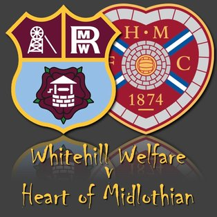 Whitehill Welfare 2-1 Heart of Midlothian XI