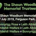 Shaun Woodburn Memorial Cup