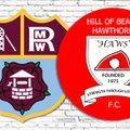 Whitehill Welfare vs. Hill of Beath Hawthorn