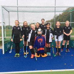 U12Bs @ Chiltern League 14.10.18