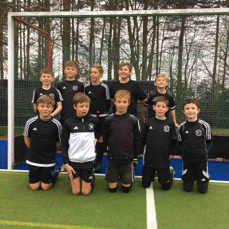 U12 Boys - Chiltern League 02.12.18