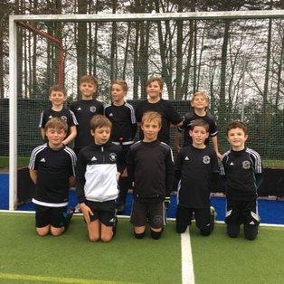 U12 Boys dominant in Chiltern League
