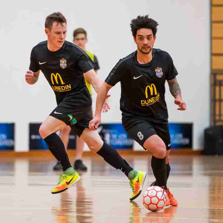 National Futsal League comes to a conclusion this weekend
