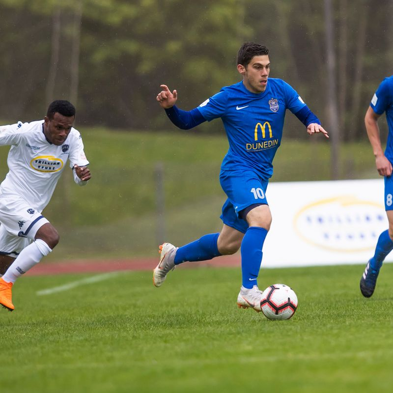 Southern United draw away to Waitakere