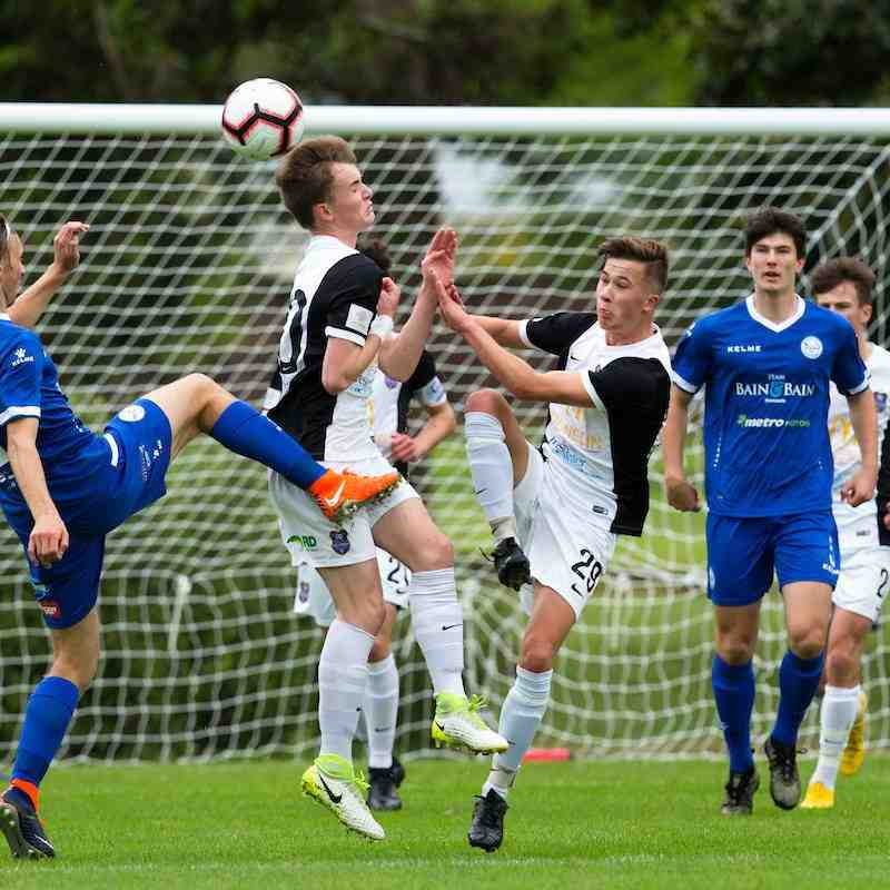 Hamilton Wanderers vs. Southern United