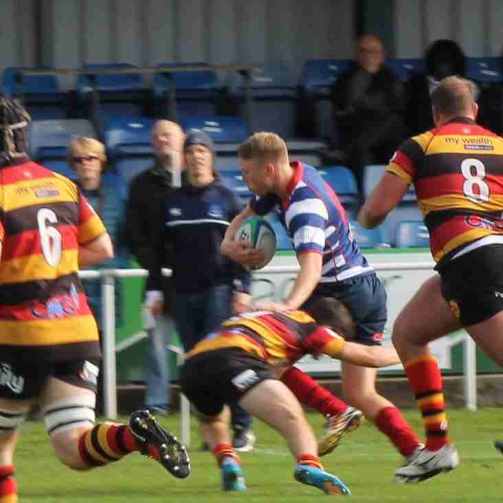 2nd and 3rd XVs Both in Action on Saturday