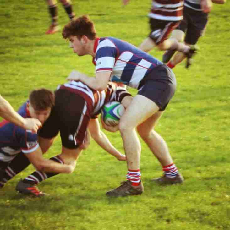 Sheffield RUFC Colts and U17s in Weekend Action