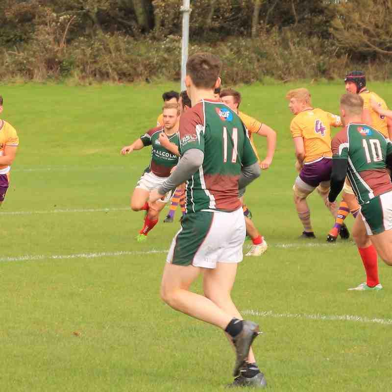 Marr Rugby 2 XV v GHA 29.09.18
