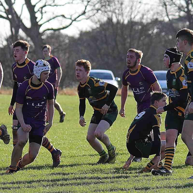 Marr College 1st XV v Bishopton Rugby U18