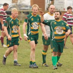 NRUFC Seconds vs. Moortown, Home, March 2019