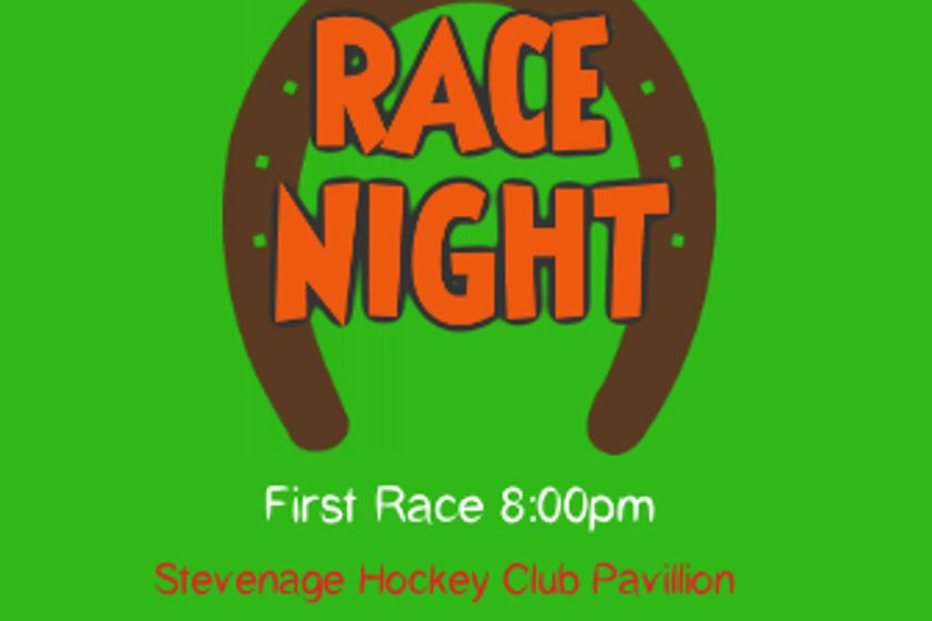Race Night - 13th October