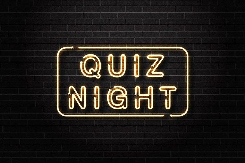 Quiz Night 26th January