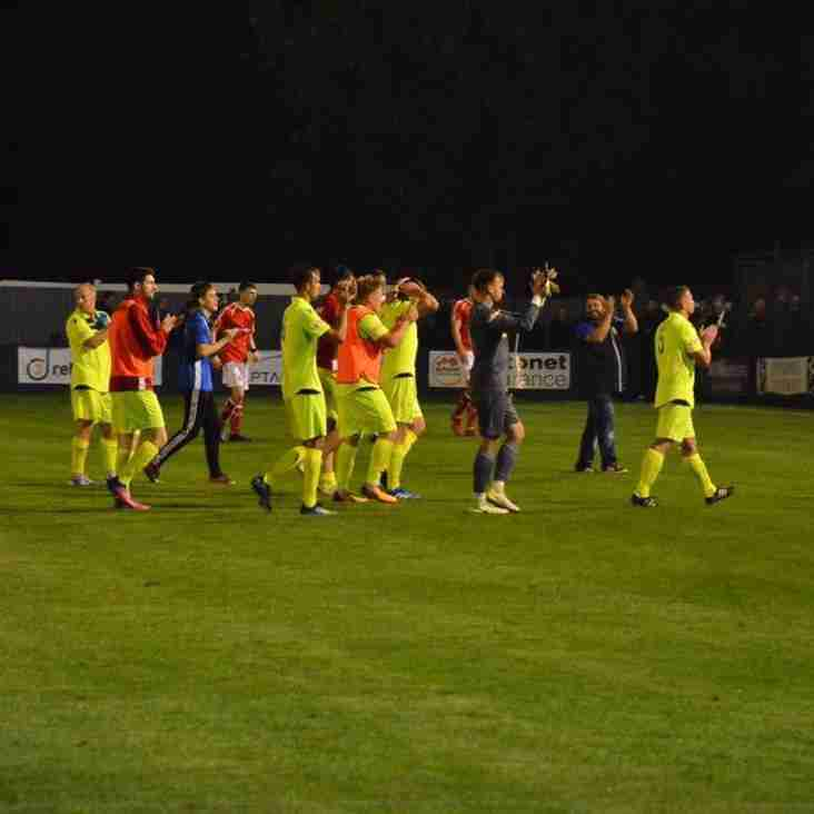 Match Report: Kidsgrove Athletic 2-1 Workington AFC