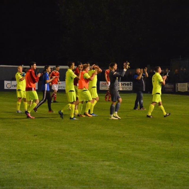 Match Report: Kidsgrove Athletic 2-1 Workington AFC