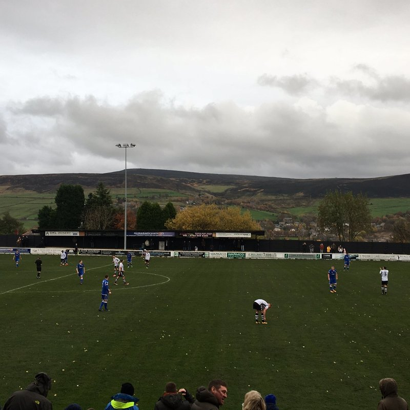 Match Report: Mossley A.F.C 0-0 Kidsgrove Athletic