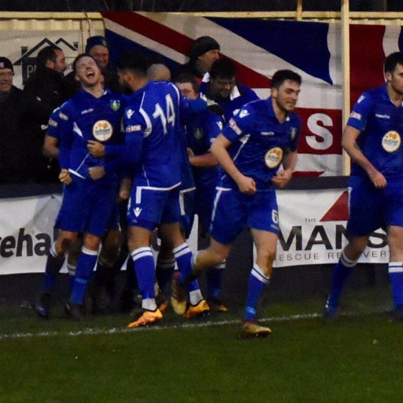 Match Preview: Kendal Town (A)