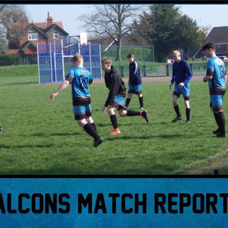 Falcons and AFC Henley draw again