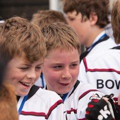 U12's Cheshire Bowl final V Lymm 2017