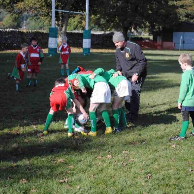 Under 9/10's Keighley V's Wharfedale