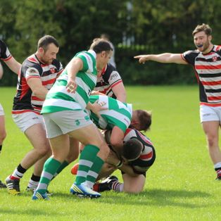 Novos 37, Gosforth 34 - Wilkes Whacks Winner