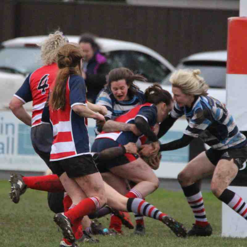 Ladies 2nd XV v Morpeth Jan 2018