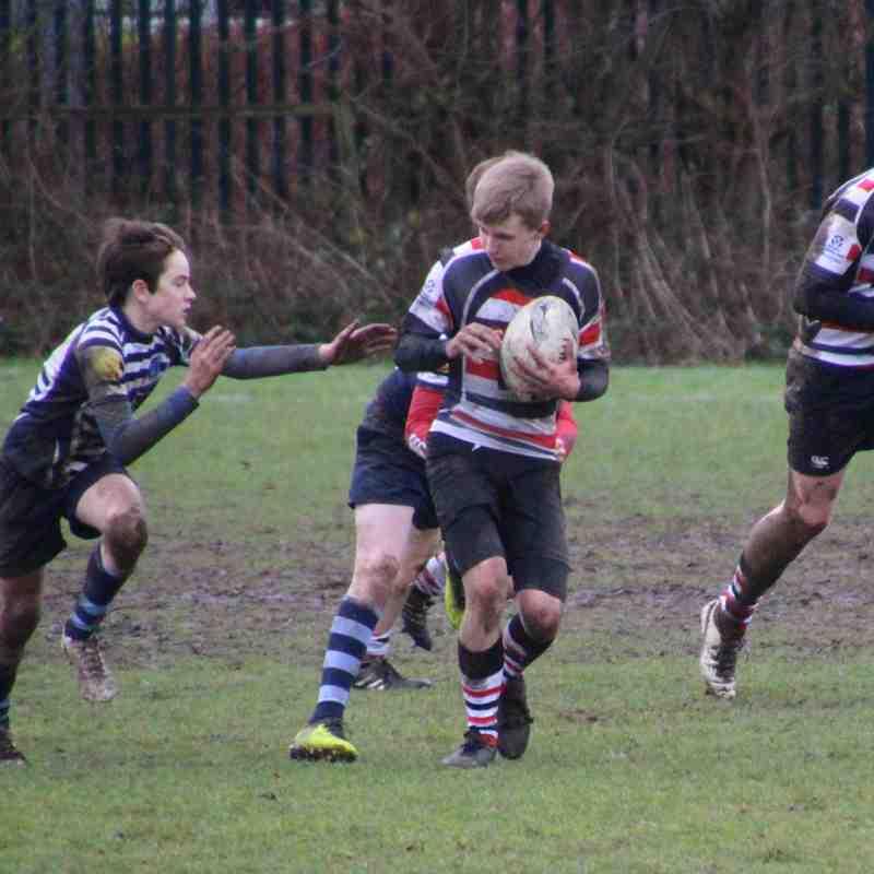 Youth section  v Pocklington 3 games