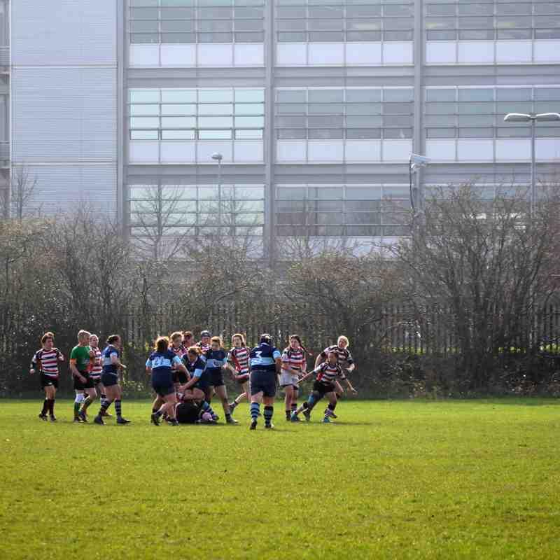 Ladies 2nds v Bishop Auckland