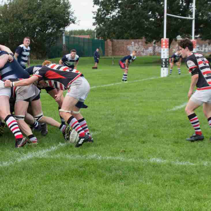 Preview - First Team at Stockton 15th Dec