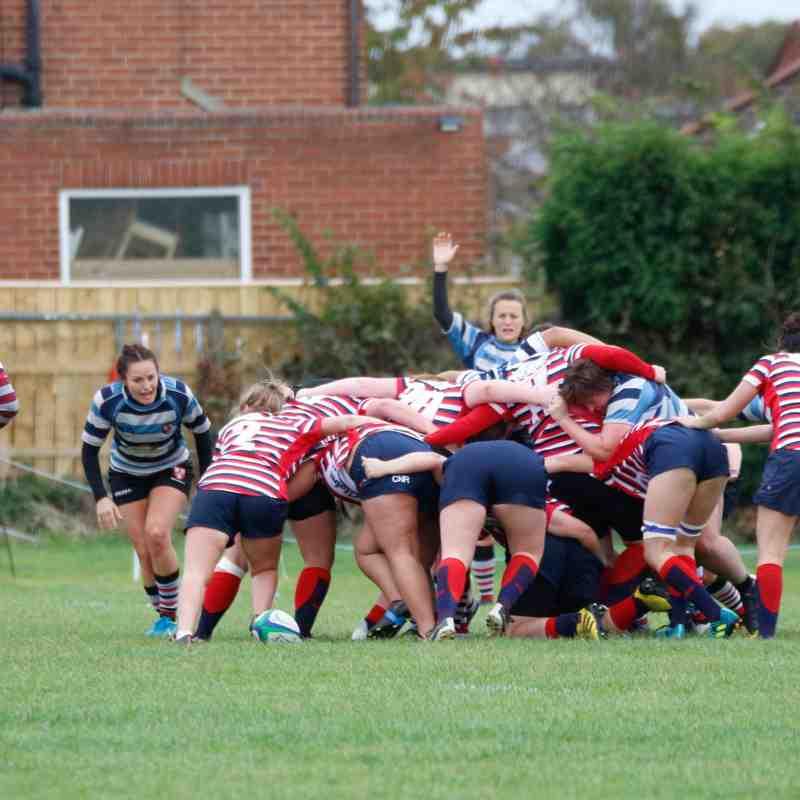 2018 Ladies v Barnsley