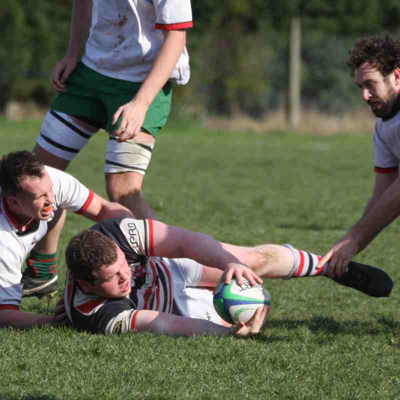 1s v West Hartlepool 13 April 2019