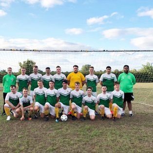 Joiners Arms 0 - 9 Leam Hibs Reserves