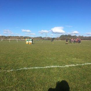 Whitnash Utd 2 - 4 Leamington Hibs Reserves