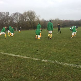 Leam Hibs Reserves 8 - 2 Joiners Arms