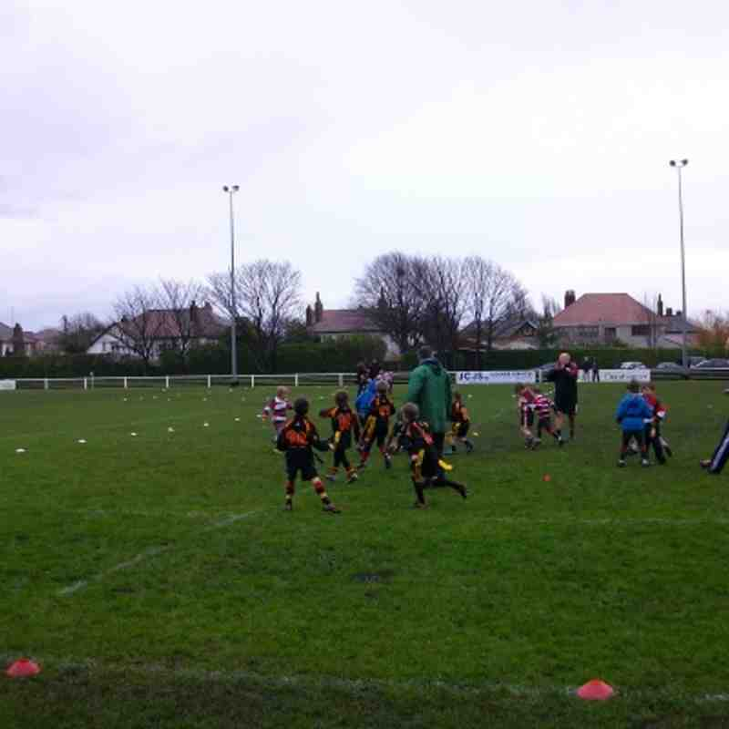 U7's Matches 2011/12 season