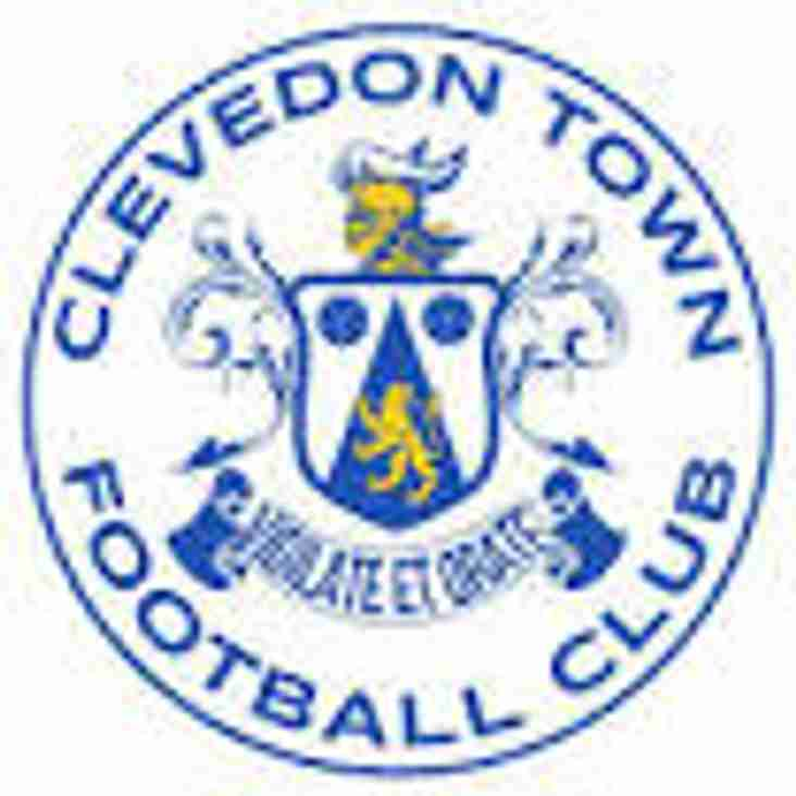 CLEVEDON TOWN 1  v 2 PAULTON ROVERS Updated