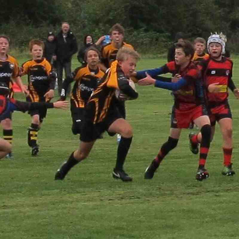 BoA U13 vs Mustangs - 23 Sep 18