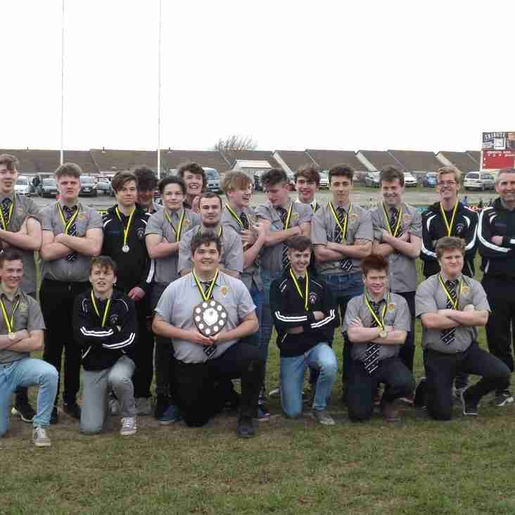 Cornwall Under 16s Sevens Tournament at Polson Bridge This Sunday