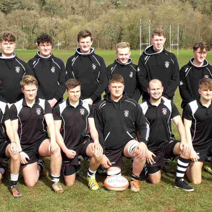 County Cup Final for Colts