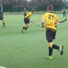 Men's 2s v Abergavenney 5/3/16
