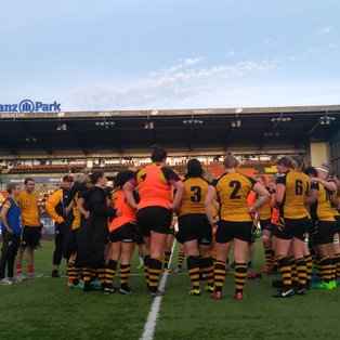 Determined Wasps beaten as Saracens remain undefeated