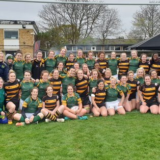Wasps victorious in historic friendly with Railway Union