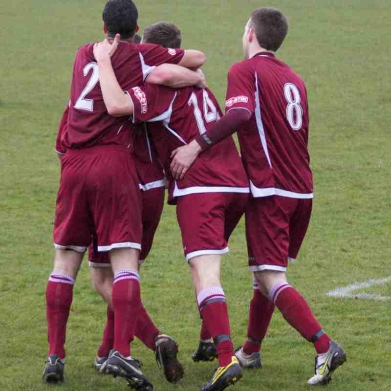 Paulton Rovers Vs Bridgwater Town